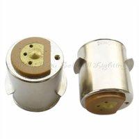 NEW!Lamp-set P28s Copper Nickel D057