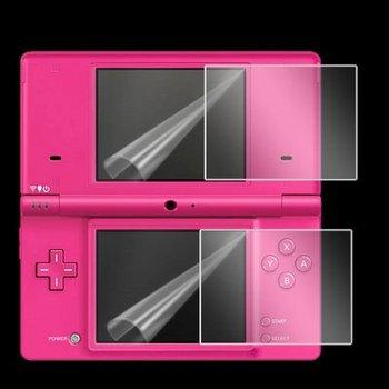500 pcs Free shipping LCD Guard Screen Protector Film for Nintendo DSi NDSi