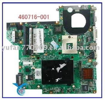hot sale 45 days warranty Perfectly used 460716-001 INTEL non-integrated V3000 motherboard wholesale & retail