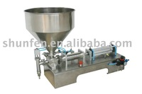 (Free Shipping) Compact One-head Cream Dosing Machine  One Nozzle