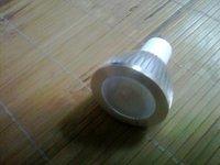 GU10 1*5W;LED Spot Light;AC85-265V input;warm white color;1pcs integrated LED and good heatsink