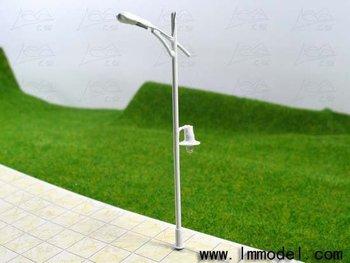 mdoel lamp, T32 lamppost for train layout HO scale.model building lamp, scale lamp,lamp