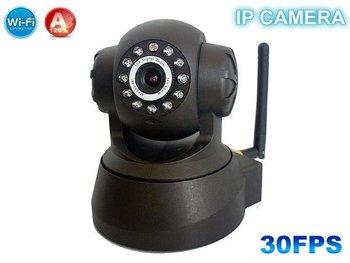 best sell Wireless Internet IP WIFI Audio Camera 30FPS