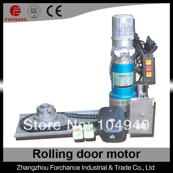 Factory sales directly 500kg-3P rolling door motor(China (Mainland))