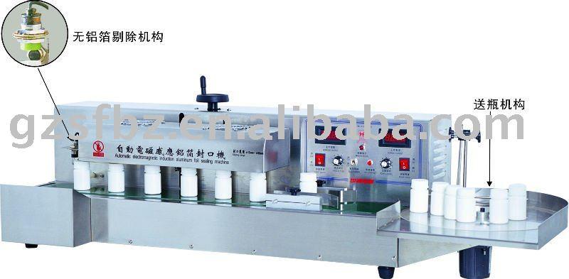 Vedação máquina garrafa de plástico(China (Mainland))