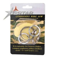 Free Shipping Survival Wire Saw Blaun