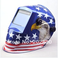 Auto darkening welding mask-TFM800232 (solar & battery)