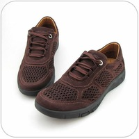2010 fashion MEN high quality casual shoes leather free shipping!!