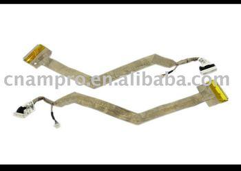 LCD cable for HP Compaq nc6110 nc6120 nx6110 nx6120 nx6130 15 inch* Series - 6017B0007701