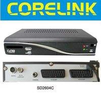 FTA SD MPEG4 DVB-T STB