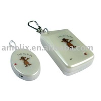 Free shipping wireless pet product/ anti-lost alarm for pet by the manufacturer directly