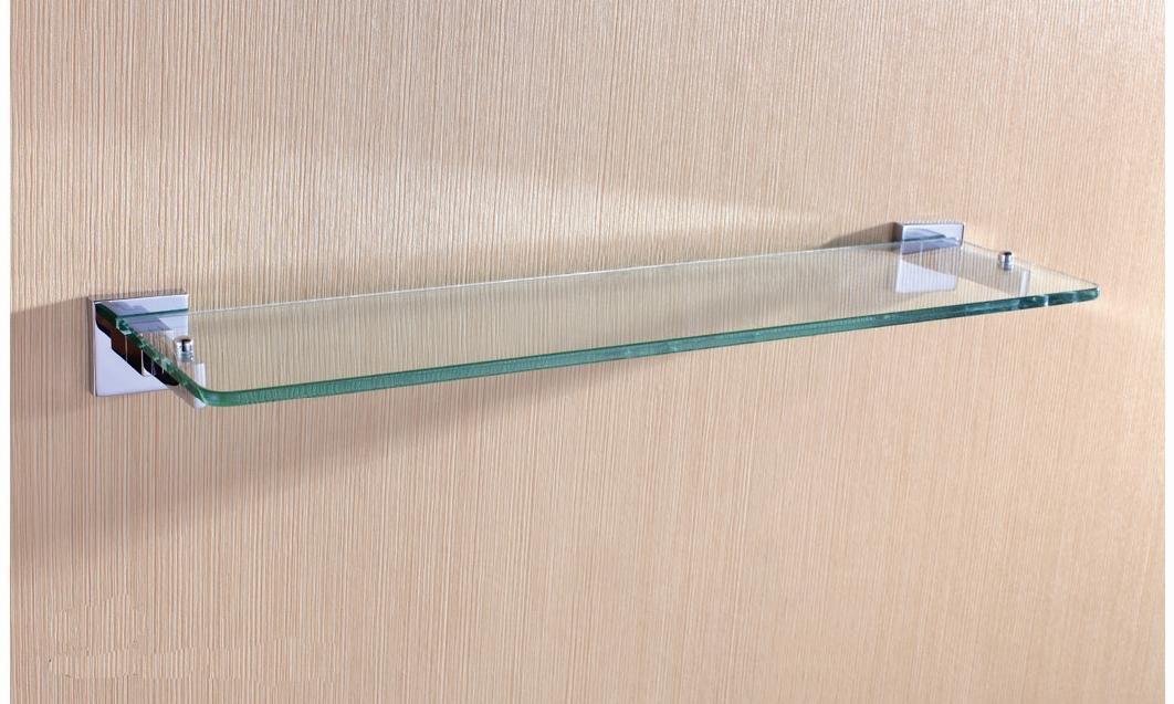 Prateleira de vidro do banheiro - frete grátis (1604)(China (Mainland))