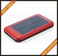 Free shipping-wholesale potabel solar mobile charer for mobile phone/PSP,PDA,MP3/MP4/IPOD