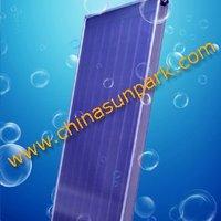 Blue Tech Flat Panel+European standard+ solar water heater