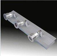 3*1W LED wall light;48*161*240mm;AC90V-AC260V input