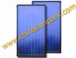 2.0sqm Flat Panel+European standard+2pcs/carton+Free shipping cost solar water heater pool(China (Mainland))