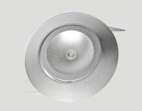 1*1W led ceiling light;AC110V/220V input;78*25mm;open hole:70mm;warm white color