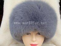 Real Fox fur hat fox hat 003