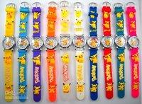 Pikachu Children Watches Lowest!!! 10PCS Pokemon