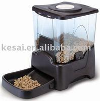 Digital timer pet feeder large capacity pet feeder