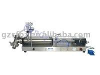 semi automatic filling machinery (packing machine)