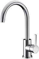 Freeshipping Swivel  Kitchen Mixer Tap Sink Faucet Chrome 02881  [Five-year quality guarantee]