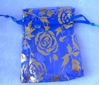 10*12cm  Beautiful Yarn Jewelry Bag. Free Shipping