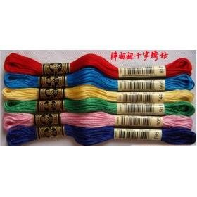 10box/lots French DMC Cross stitches wire/thread,EMS free shipping(China (Mainland))