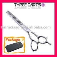 2010 HOT SALES Special handle hair scissors TD-6A6032