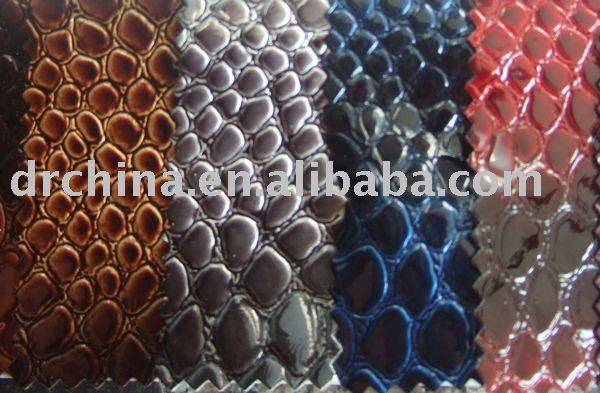fashion pu leather(GDST)(China (Mainland))