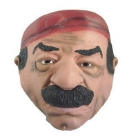 wholesale 20pcs Halloween mask masque terrorist mask bar party supplies - saddam hussein