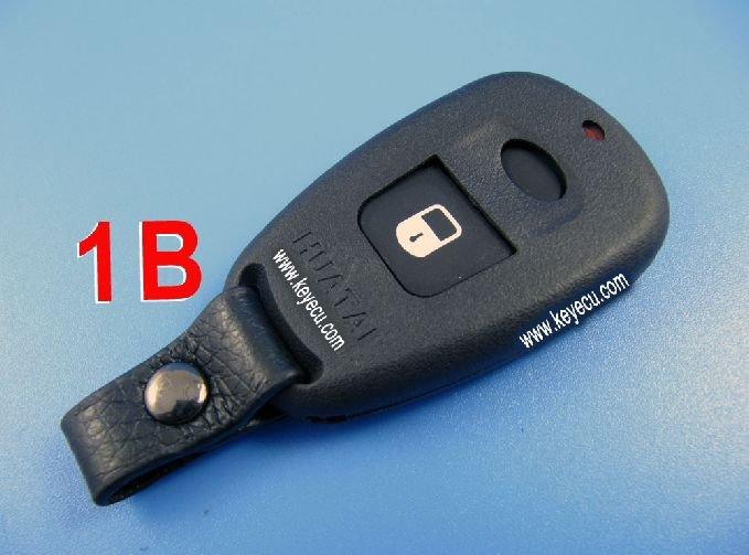 Hyundai Elantra shell remoto 1 botão(China (Mainland))