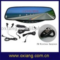 Free shipping Perfect  Bluetooth Rearview(OX-BR-628E)
