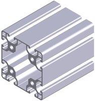 aluminium profiles P8 80 X 80  L / per meter