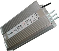 24V/8.3A/200W waterproof power supply;AC110/220V input;CE approved