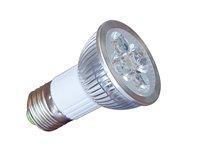 4*1W E27 LED spotlight;dia 50*55mm