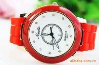 Whole-sale Fashion Silicone watches  50pcs/lot