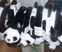Free shipping 3pcs/bag Christmas Lovable Winter Panda ear-warm protector