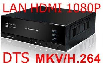 "1080P 3.5"" LAN HDD Player H.264 MKV HDMI1.3 DTS HOST - Sample"