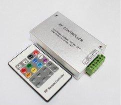 RF 20 Key RGB controller;DC12V input