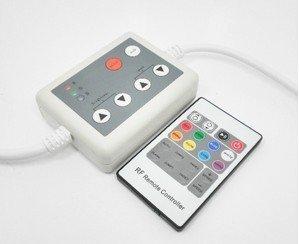 RF 20 Key RGB controller;DC12V-24V input