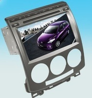 Mazda 5 car dvd player with mazda5 car gps navigation auto radio system