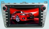 Mazda 6 car dvd player with mazda6 car gps navigation auto radio system