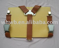 Airplane buckle Suspender