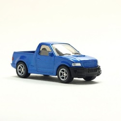 wholesale 5pcs/lot BRAND NEW Blue Ford Ranger 0867 Die Cast Car Model 1:64 motor lorry camion mini truck blue or Silver Gray(China (Mainland))