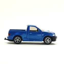 BRAND NEW Blue Ford Ranger 0867 Die Cast Car Model 1:64 motor lorry camion mini truck blue or Silver Gray(China (Mainland))