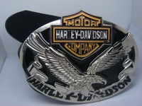 new Fashion Harley-Davidson man's Alloy Classic Buckle&Belt 338 50pcs