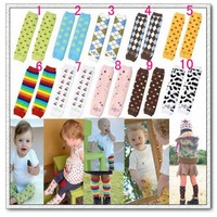 wholesale-baby leg warmers baby socks hot selling 200pairs/lot Free Shipping