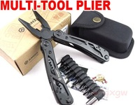 GANZO G202B MULTI-TOOL PLIER STAINLESS CARBIDE CUTTER