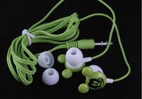 100pcs MuPods in Ear Earphone Headphone Headset for nano MP3 MP4
